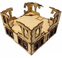 TTCombat: Tabletop Scenics - Building & Ruins image