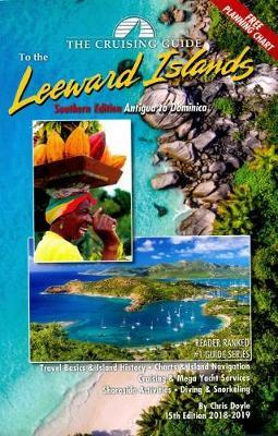 The Cruising Guide to the Southern Leeward Islands by Chris Doyle image