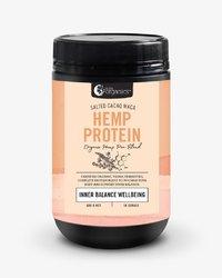 Nutra Organics Hemp Protein - Salted Cacao Maca (500g)