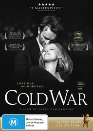 Cold War on DVD