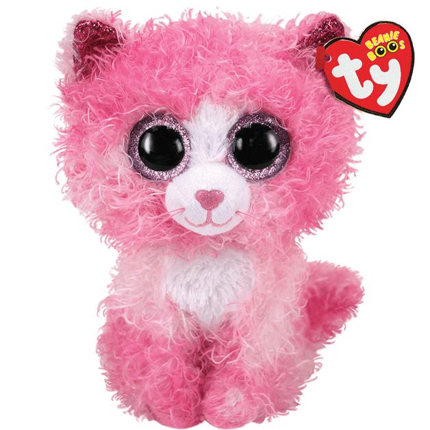 Ty Beanie Boo: Reagan Cat - Small Plush