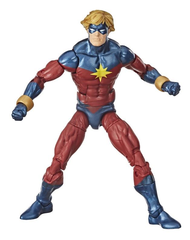 """Marvel Legends: Mar-Vell - 6"""" Action Figure"""