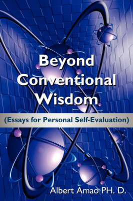 Beyond Conventional Wisdom by Albert Amao image