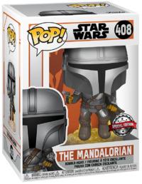 Star Wars: The Mandalorian (Flying) - Pop! Vinyl Figure