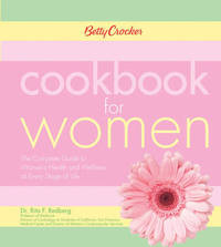 Betty Crocker Cookbook for Women: The Complete Guide to Women's Health and Wellness at Every Stage of Life by Betty Crocker image