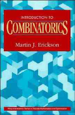 Introduction to Combinatorics by Martin J. Erickson image