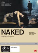 Naked on DVD