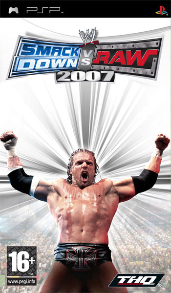 WWE SmackDown! vs. RAW 2007 for PSP
