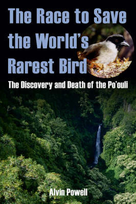The Race to Save the World's Rarest Bird by Alvin Powell