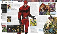 Marvel Encyclopedia (Updated & Expanded) by DK image