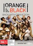 Orange is the New Black - Season Two (4 Disc Set) DVD