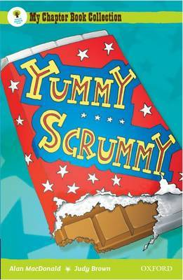 Oxford Reading Tree: All Stars: Pack 2: Yummy Scrummy by Alan McDonald image