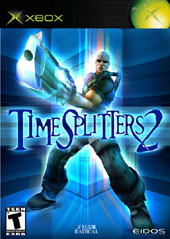 Timesplitters 2 for Xbox