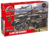 Airfix Kitset - D-Day 70th Anniversary Gift Set - The Air Assault