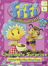 Fifi And The Flowertots - Chocolate Surprise (Handle Case) on DVD