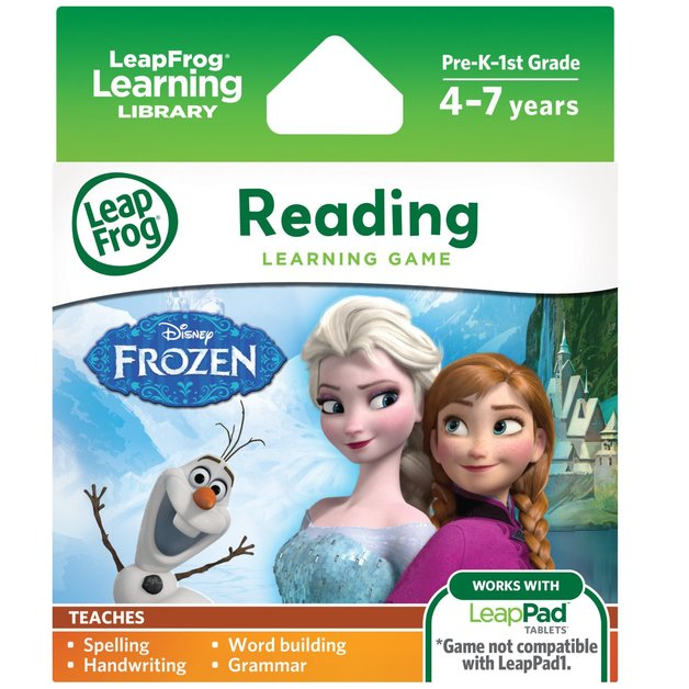 LeapFrog: Disney Learning Game - Frozen