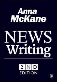 News Writing by Anna McKane