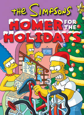 The Simpsons Homer for the Holidays by Matt Groening