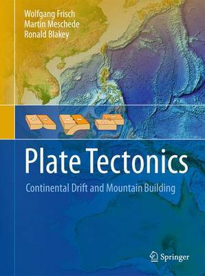 Plate Tectonics by Wolfgang Frisch