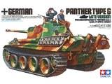 Tamiya 1/35 Panther Type G Late Version - Model Kit