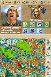 Anno 1701 for Nintendo DS