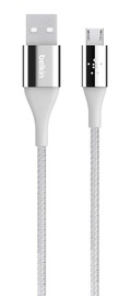 Belkin: MIXITUP DuraTek Micro USB Cable - 1.2M (Silver)