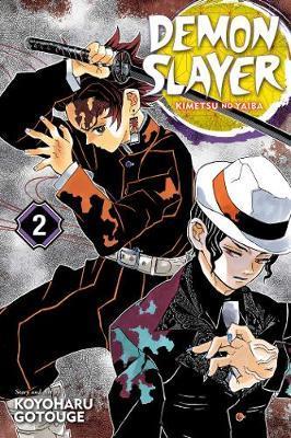 Demon Slayer: Kimetsu no Yaiba, Vol. 2 by Koyoharu Gotouge