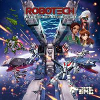 Robotech: Attack of the SDF-1 - Board Game