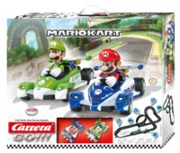 Carrera Go!!!: Nintendo Mario Kart - Slot Car Set (6.2m)