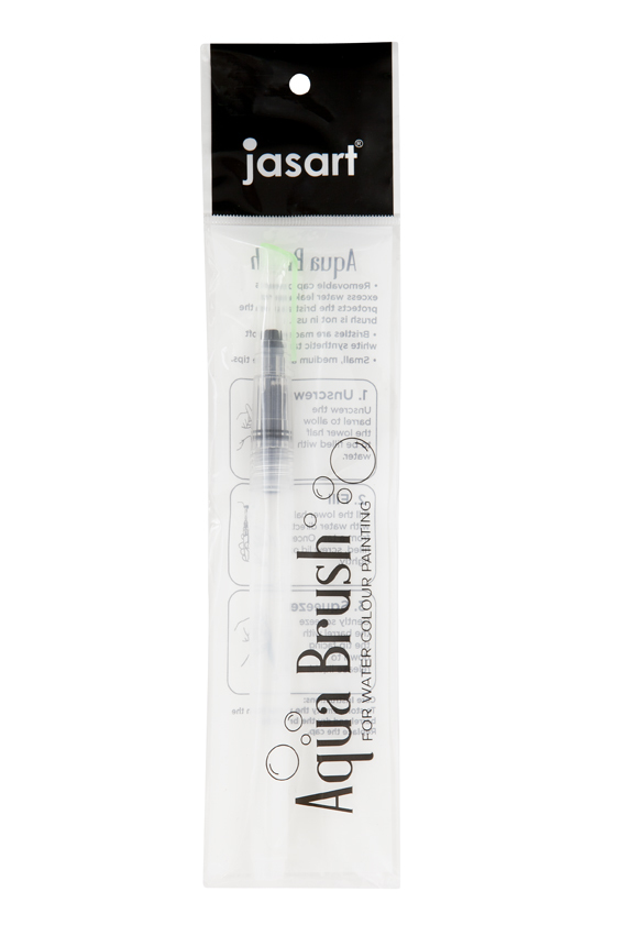 Jasart: Aqua Brush Pen - Set of 3 image