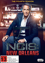 NCIS New Orleans: Season 4 on DVD