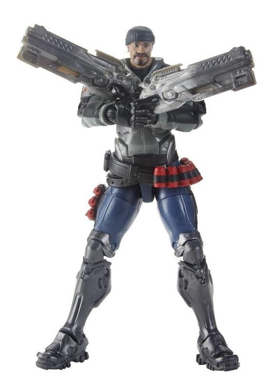 "Overwatch: Ultimates Series 6"" Action Figure - Blackwatch Reyes (Reaper)"