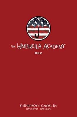 The Umbrella Academy Library Edition Volume 2 by Gerard Way image