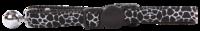 Pawise: Cat Collar - Black & White/Marbling