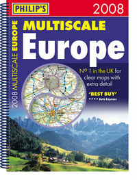 Philip's Multiscale Europe: 2008 image