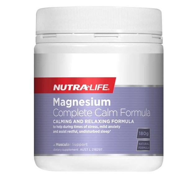 Nutra Life: Magnesium Complete Calm Formula (180g)
