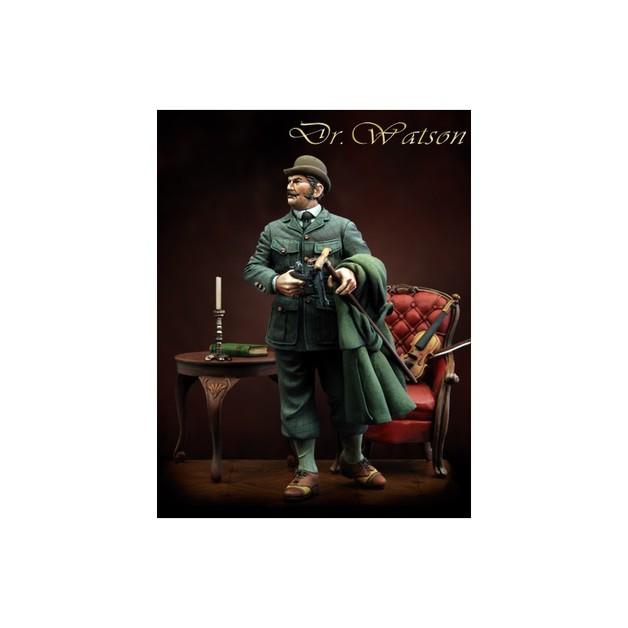 Scale75: 1:24 Dr. Watson Figure