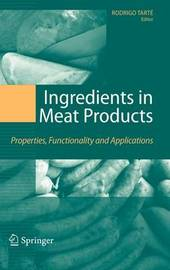 Ingredients in Meat Products image