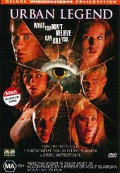 Urban Legend on DVD
