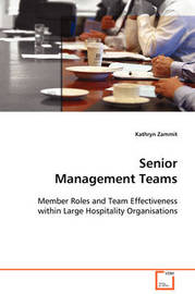 Senior Management Teams by Kathryn Zammit image