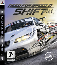 Need for Speed SHIFT (Pre-owned) for PS3