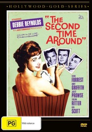 The Second Time Around on DVD
