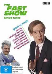 Fast Show, The: Series Three (2 Disc) on DVD