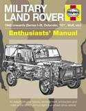 Haynes Military Land Rover Enthusiasts' Manual by Pat Ware