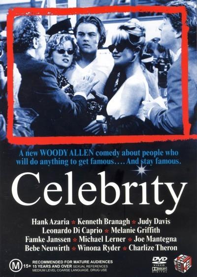 Celebrity on DVD