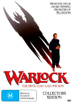 Warlock: Collector's Edition on DVD
