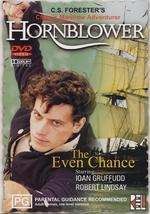 Hornblower - Volume 1: The Even Chance on DVD