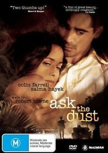 Ask The Dust on DVD image