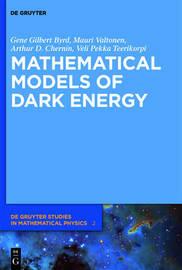 Paths to Dark Energy by Gene Byrd