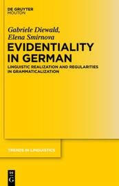 Evidentiality in German by Gabriele Diewald